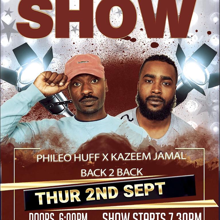 Phileo Huff X Kazeem Jamal - Back 2 Back