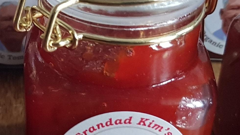 Grandad Kim's Tomato Jam (Pre Order)