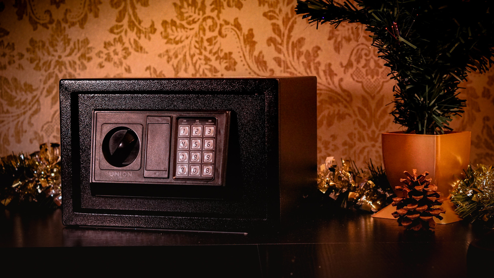 Christmas Escape Rooms Orange County