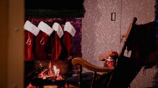 Christmas themed escape room