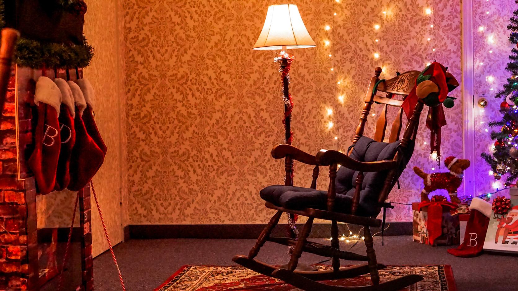 room escape - christmas