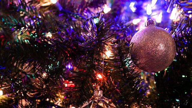Christmas tree escape room