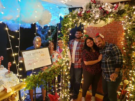 Christmas Escape Room Anaheim