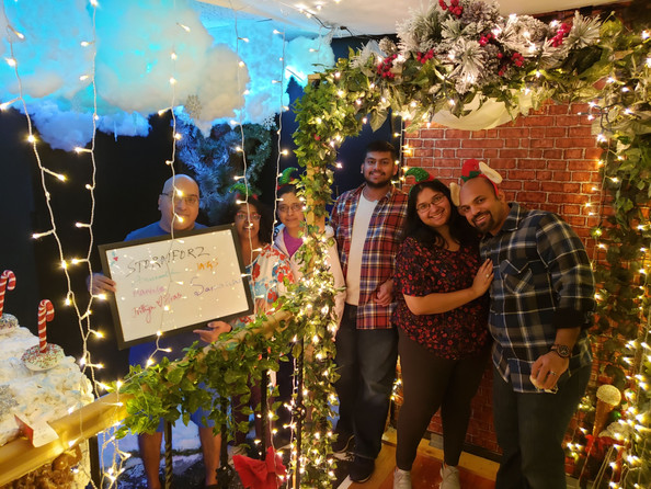 Christmas Escape Room Anaheim