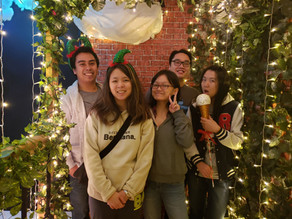 Christmas Escape Room Orange County