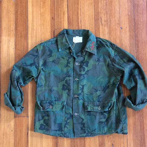 Vintage Camo Shirt - Large