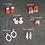 Thumbnail: Dipped Terracotta & Blush