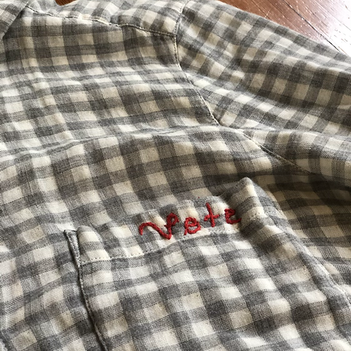 Flannel - Medium