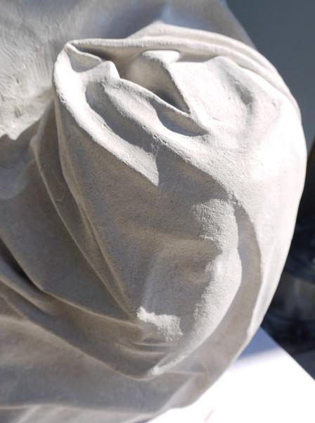 Veiled head