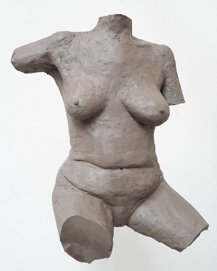 2/3rd scale female torso