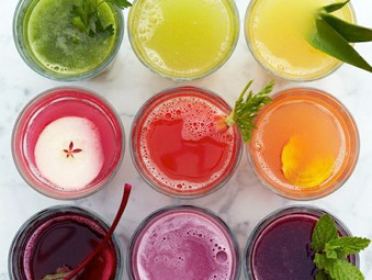 Juicing For Fun And To Get Those Extra Nutrients