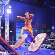 Luke Wood Ninja Warrior AU