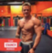 Luke Wood Staunch Athlete