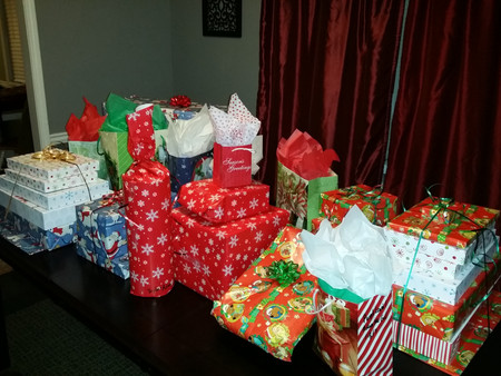 Christmas at Margie's House