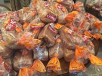 Weekly Bread Deliveries