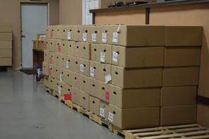CSFP Boxes for Seniors
