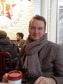 Christophe Langlois poète et écrivain Ne