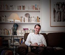 Christophe Langlois écrivain Dossier La