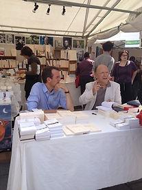 Christophe Langlois et Guy Goffette Marc