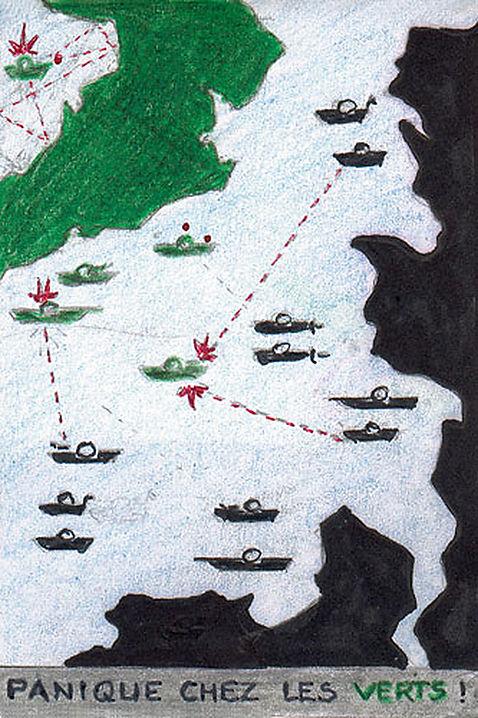 picto naval militaire, famille de pictogrammes, chan graphiste, pictos, la cambre, luc van malderen