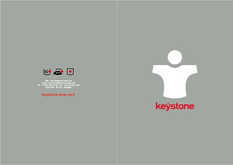 keystone logo, t-shirt promo, évènemtentiel, print-shirt, chan logo, basic, qualité textile, picto mixte