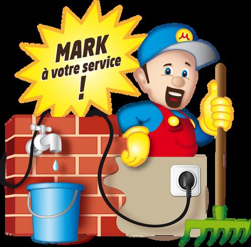 MARK À VOTRE SERVICE