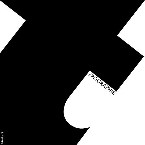 couverture typographie, la cambre, chan graphiste, patrice junius, ombre chinoise, gill sans