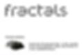 fractals logo, solution interactive, chan logo, philosophie, réseaux sociaux, avant-garde, communication
