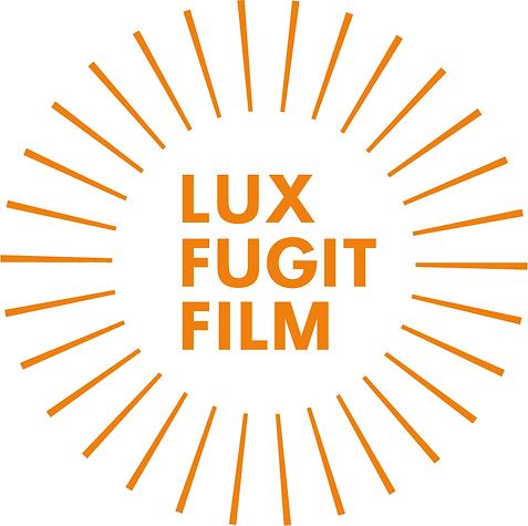 lux fugit film logo, chan logo, production de film et documentaires, picto soleil, lumière, Manuel Poutte