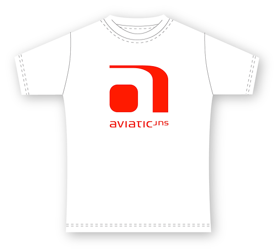 aviatic logo, denim, look seventies, chan logo, modulable