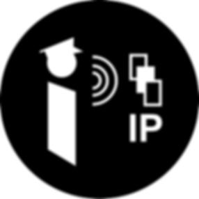 chan graphiste, picto, système de sécurité, alarme, police, technologie, ondes, réglages à distance