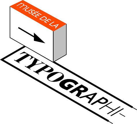 musée de la typographie à bruxelles, chan logo, corporate, identité visuelle, charte graphique, travaux de la cambre