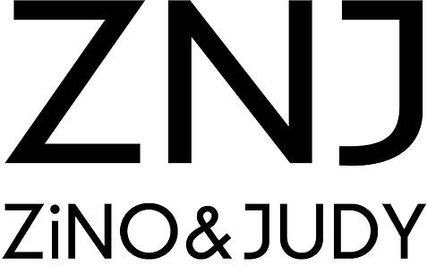 znj logo, denim, jeans, mode, gruno & chardin, zino & judy, chan logo, logo zen
