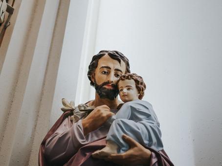 São José: grande inspiração nos tempos atuais