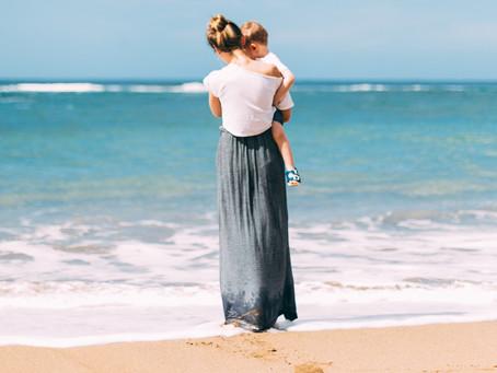 O altruísmo de ser mãe