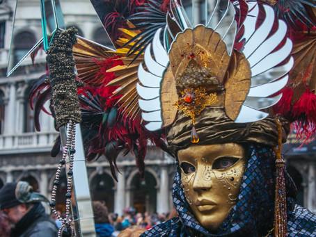 Qual é a sua fantasia para o Carnaval?