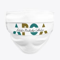 Apoa Artistic Merch Cloth Face Mask