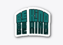 Be Kind Sticker Collection