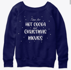 Hot Cocoa & Christmas Movies Collection