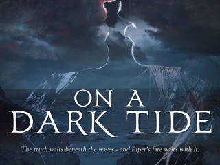 ON A DARK TIDE by @naomi_jay #newrelease #ff #pnr @EvernightPub