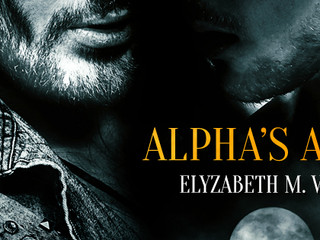 ALPHA'S ALPHA by @ElyzabethVaLey #MM #PNR #Mafia #Shifter @EvernightPub
