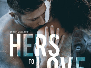 HER'S TO LOVE #newrelease #pnr #mf #shifter @EvernightPub
