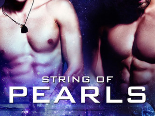 STRING OF PEARLS @parr_books #mm #scifi @EvernightPub