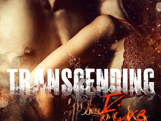 TRANSCENDING FIRE by @CRMoss #newrelease #erotic #mc @EvernightPub