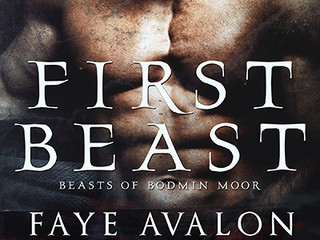 FIRST BEAST by @faye_avalon #pnr #newrelease #mf @EvernightPub