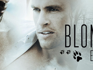 BLONDE by @parr_books #MM #PNR #LGBTQ #erotic @EvernightPub