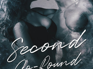 SECOND-GO ROUND by @AuthorLynnBurke #newrelease #bdsm @EvernightPub