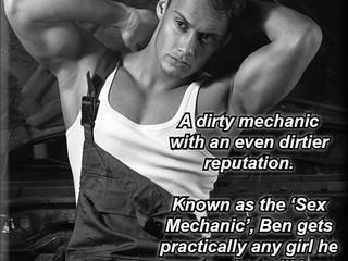SEX MECHANIC @BellaSettarra #Downanddirty @Romancerebels69