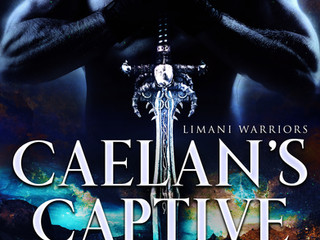 CAELAN'S CAPTIVE by @Faye_Avalon #suspense #fantasy @EvernightPub