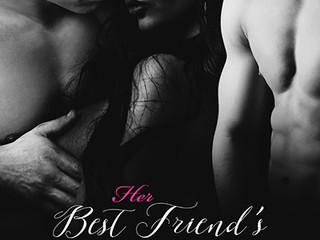 HER BEST FRIEND'S HUSBAND by @mamad8 Doris O'Connor #BDSM #MM #MMF @EvernightPub